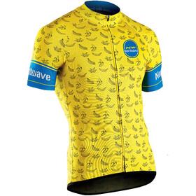 Northwave Bananasplit SS Jersey Men yellow